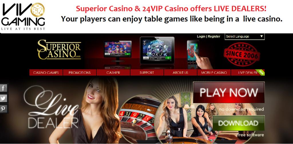Официальные сайты казино